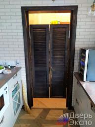 Ковбойские двери - как сделать своими руками распашную конструкцию.
